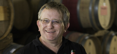SA Wine Legends: André van Rensburg
