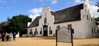 Groot Constantia: a legacy of excellence