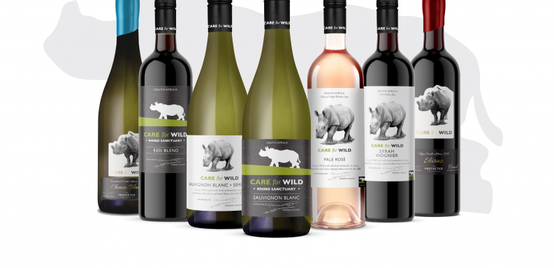 Care for Wild wine range launched